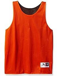 Augusta Sportswear 青少年双面迷你网格联盟背心
