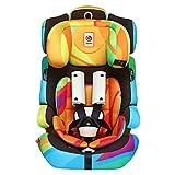 感恩 儿童安全座椅 汽车宝宝儿童安全坐椅 isofix硬接口 9月-12岁 梦想家(供应商直送)