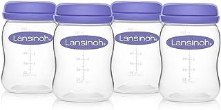 Lansinoh **存储瓶,4 只装,不含双酚 A 和 BPS