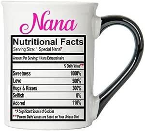 NUTRITION 马克杯 Food Label Nana 5517