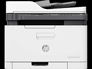 HP Color Laser MFP 179fnw 激光 A4 无线局域网连接