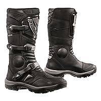 Forma 摩托车靴 Adventure WP CE 认证 44 EU 黑色 FOADVBK44