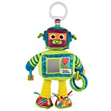 Lamaze 拉玛泽 小小机器人 色彩声音认知探索 婴幼儿启蒙益智玩具
