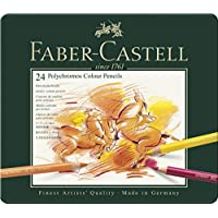 Faber-Castell 輝柏嘉 彩色鉛筆(24支),多色