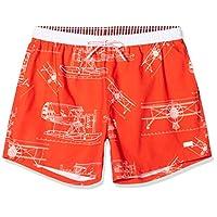 BOSS HUGO BOSS 男式 piranha 游泳短裤