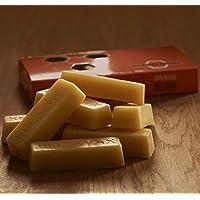 天然 APIARY * 蜂蜡棒 - 15.24 x 2.54 ml 棒 - DIY 项目,蜡烛制作、家具抛光剂、工艺品、保湿霜、乳液、润唇膏、香皂 General Use 1盎司 NA-BWCO-BOX1