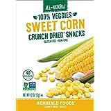 Sensible Foods Fruit Snacks, Sweet Corn, 48 Count (Pack of 48)