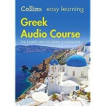 轻松学希腊语(语音课程) 英文原版 Easy Learning Greek Audio Course : Language Learning the Easy Way with Collins [CD] [Jan 01, 2017] Collins Dictionaries [CD] [CD] [CD]