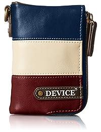 [DEVICE] 双拉链折叠钱包 DPG70038