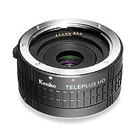 KENKO teleplus 2X 高清 DGX tele-converter 适用于佳能