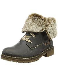 Rieker 女式 y9122及踝靴