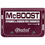 Radial McBoost 1 通道主动麦克风加速直盒