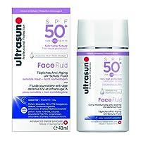 ultrasun优佳 反光小蓝盾抗污染水感隔离高倍防晒乳 SPF50+ 40ml