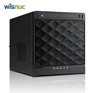 闻上NAS WS415P 4盘位 网络存储服务器 N3150 HTPC (无内置硬盘)