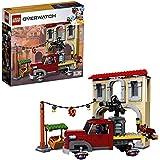 LEGO 乐高 拼插类玩具LEGO Overwatch守望先锋系列决战多拉多8岁+ 75972 积木玩具
