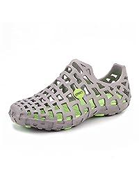 马爷子 情侣款夏季洞洞鞋 沙滩鞋 舒适夏天透气鞋 涉水鞋 轻便环保EVA凉鞋 XMXY12-555-V