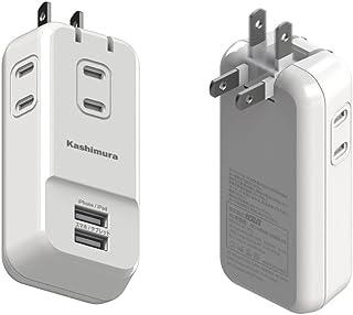 带USB电源插座 国内外型 白色 3口電源コンセント/2USB/3.4A NWM-9