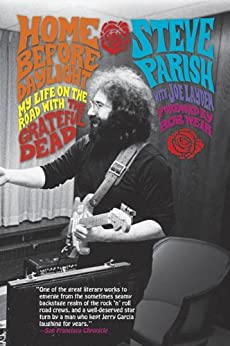 """Home Before Daylight: My Life on the Road with the Grateful Dead (English Edition)"",作者:[Parish, Steve, Layden, Joe]"