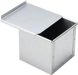 TIGER皇冠 面包型 银色 1斤 煎锅角型 带盖 2397