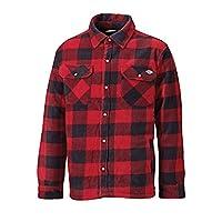 Dickies portland 填充衬衫羊毛工装 (sh5000) 温暖填充衬里绿色 & *蓝尺寸 S , M , L 码, XL , XXL