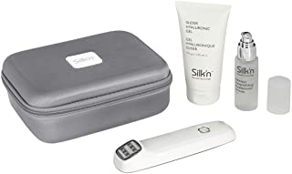 Silk'n Face Tite 锁龄美肤仪 含玻尿酸精华液和接触凝胶,可减少皱纹和紧致皮肤