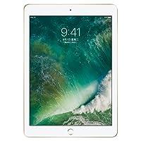 【2017新款】 Apple iPad 9.7英寸平板电脑(金色) WIFI版 32G