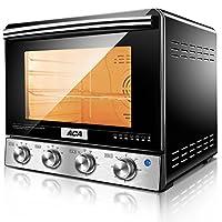 ACA 北美电器ATO-M38AC 家用烘焙38L立式电烤箱 背部涡轮热风