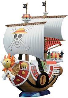 BANDAI 万代拼装模型 航海王 海盗船收藏集 阳光万里号-1600 HGD-175297