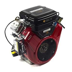 Briggs & Stratton 305447-3079-G1 479cc 16.0 毛 HP Vanguard V-Twin 发动机,直径 2.54 厘米 X 2-29/81.28 厘米长的曲轴,攻击 3/8-24