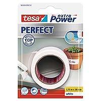Tesa Extra Power Perfect 胶带 白色 2,75m:38mm 56344-00014-03