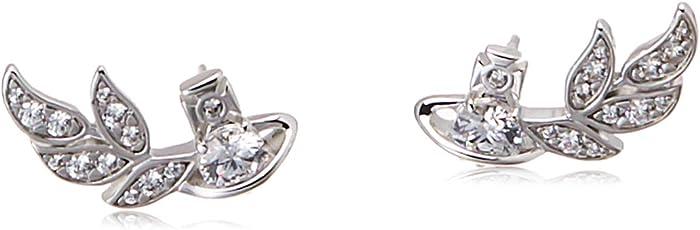 Vivienne Westwood 英国品牌 AMMABE625463/2耳环银白色BE625463/2