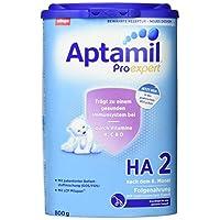 Aptamil 爱他美 ProExpert HA免敏奶粉2段,6月龄以上,4罐装 (4 x 800 g)