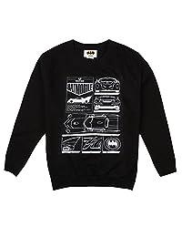 DC Comics 男童 Batmobile Schematics 跳线