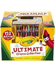 中国亚马逊: 绘儿乐(Crayola) 152色彩色蜡笔 ¥95
