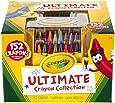 Crayola绘儿乐 Ultimate蜡笔系列;艺术工具;152色,耐用存储箱,颜色持久