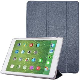 alsatek 三折式纹理 M3 PU 皮套,适用于华为 MediaPad Lite 8.0 – 蓝色