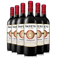 巴布瑞 孚坦焰舞干红葡萄酒 750ml*6(西班牙进口红酒)