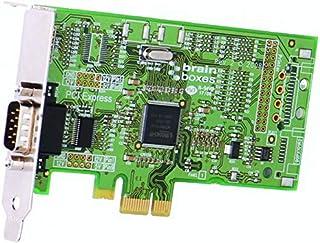 Brainbox RS232 1 端口低剖面PCI Express 串行卡