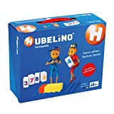 Hubelino 410078 – 学习游戏 – 石头数独 – 学习计算 – 4 岁以上(完全兼容 Duplo) – 120 件