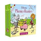 [进口原版]Usborne自然拼读 套装Phonics Readers Boxset