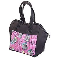 ABS Novelties I Love Bingo 粉色图案 6 袋手提包