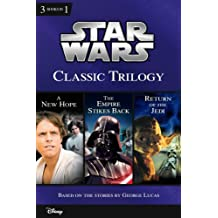 Star Wars: Classic Trilogy: Collecting A New Hope, The Empire Strikes Back, and Return of the Jedi (Disney Junior Novel (ebook)) (English Edition)