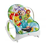 Fisher-Price 婴幼儿摇椅 适合于新生儿到幼儿阶段