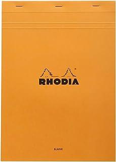 RHODIA 罗地亚 法国 经典上翻笔记本 橙色 N18空白 18000