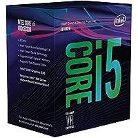 Intel 英特尔 Turbo Unlocked LGA1151 300系列 Core i5-8600K 台式机处理器 6核高达4.3GHz,95W BX80684i58600K