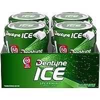 Dentyne 冰薄荷无糖口香糖,4瓶,每瓶60片(共240片)