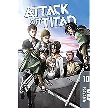 Attack on Titan Vol. 10 (English Edition)
