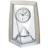 精工手表 时钟 时钟 模拟 旋转装饰 薄金色 珍珠 BY423S SEIKO