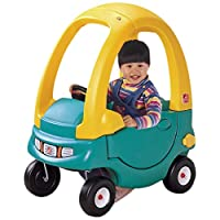 STEP2 杰克脚行车进口儿童舒适房车宝宝滑行车学步车四轮童车男孩踏行车7419-1