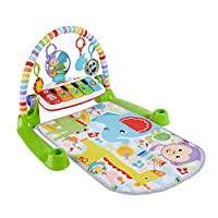 Fisher-Price 费雪 婴儿音乐钢琴健身玩具